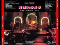 Kansas live in chicago 1980  (full album)