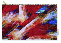Carry-All Pouch - Abstract 0713