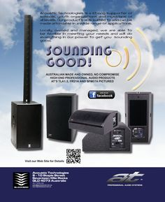 #ATProfessional - Products -  Australian made and owned, no compromise high end professional audio products to have you sounding good! TLA1.3, FR21A and SFM07A pictured. #pasystem