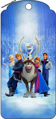 Frozen: Party Free Printables.