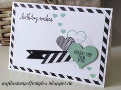 Auf die Stempel, fertig, los!: birthday wishes