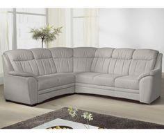 Rohová sedací souprava Bruno 2SK-RE-3F, světle šedá látka Sofa, Couch, Furniture, Home Decor, Settee, Settee, Decoration Home, Room Decor, Home Furnishings