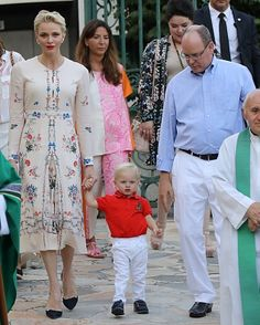 Royal Family Around the World: Prince Albert II and Princess Charlene of Monaco…