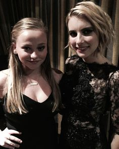 Madison Wolfe and Emma Roberts My Only Love, Emma Roberts, Nice, Sexy, Hot Actors, Actresses, Nice France