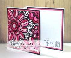 Designed by Lisa West using Colorista A4 Floral Pad and coloured with Spectrum Noir Colorista Markers   #spectrumnoir #handmadecard #coloring #colouring #spectrumnoircolorista