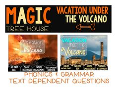If you are looking for a way to extend your Magic Tree House novel study, this bundle might be exactly what you are looking for. Included in this resource are two of my favorite resources to extend this amazing series: my grammar and phonics NO PREP resource that covers a wide range of skills and also includes color