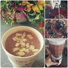 Dog Food Recipes, Smoothies, Lifestyle, Smoothie, Cocktails