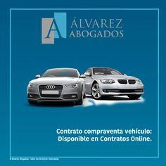 Contrato compraventa vehículo entre particulares. Contrato redactado por abogados en nuestra tienda de Contratos Online. http://alvarezabogadostenerife.com/?p=9676