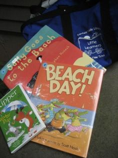 Beach Speech Therapy Materials at the Library - Re-pinned by #PediaStaff. Visit http://ht.ly/63sNt for all our pediatric therapy pins