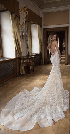 Berta Wedding Dress Collection 2016 - Exclusive First Look on Bridal Musings Wedding Blog  #wedding #mybigday