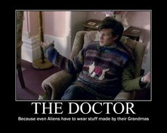 The Doctor by ~Bowties-Are-Cool