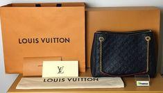 Louis Vuitton, Bags, Fashion, Red, Sachets, Handbags, Moda, Louis Vuitton Wallet, Fashion Styles