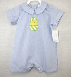 291687  Baby Bubble  Baby Boy Clothes  Baby Easter  by ZuliKids, $29.50