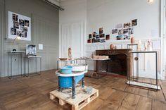 vue de l'exposition Secrets d'ateliers photo JY Le Dorlot
