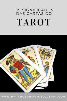 significados das cartas do tarot