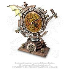 Steampunk-the-Stormgrave-Chronometer-Clock-By-Alchemy-Gothic-0