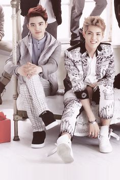 Can we start Krisoo? The awkward ship.<<< repining solely because of that name lol