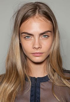 Cara Delevingne is the Darling of London Fashion Week Spring 2013 (Forum Buzz) - theFashionSpot