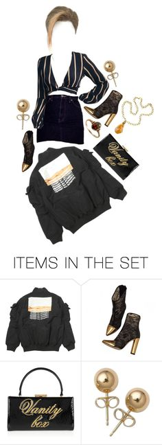"""juxtapose those hoes 🐯"" by viva-la-revolucion ❤ liked on Polyvore featuring art"