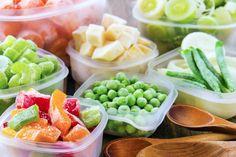 Congelar Vegetais é excelente para saúde e para o bolso! Saiba mais.   SOS Solteiros