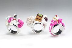 The alternative and contemporary jewelry by Barbara Uderzo