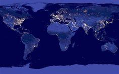 NASA Tracks the Planet by Night