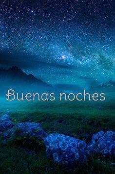 Buenas noches