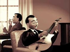 Django Reinhardt - Rose room