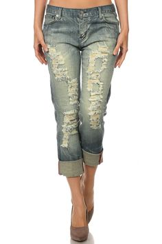 Bringing together fit, quality and trends at a superior level, PREMIUM stands above the crowd as a premium denim jeans in its efforts to empower customers with their sexy, comfortable and fashion-forward products at an affordable price-tag. With a broad national and international appeal.
