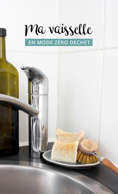 A la recherche d'alternatives pour une m. Going Zero Waste, Nespresso, Kitchen Decor, Kitchen Appliances, Cleaning, Homemade, Hello Fr, Copyright, Diy Products