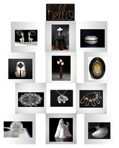 """""""Unique Gifts on Etsy"""" by anna-recycle ❤ liked on Polyvore featuring modern, rustic and vintage"""