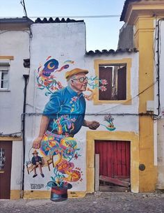 by Mário Belém in Crato, Portugal, 7/17 (LP)
