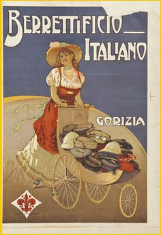 """Réclame"" exhibition in Gorizia (Italy). Old Poster, Poster Ads, Advertising Poster, Art Posters, Vintage Italian Posters, Poster Vintage, Vintage Advertisements, Vintage Ads, Vintage Food Labels"