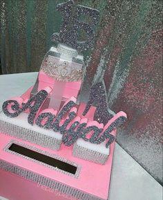 Birthday Goals, 16 Birthday Cake, Sweet 16 Birthday, 15th Birthday, Birthday Ideas, Sweet 16 Party Decorations, Sweet 16 Themes, Birthday Decorations, Quinceanera Decorations