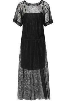 Maison Margiela | Lace gown | NET-A-PORTER.COM