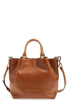 Dooney & Bourke 'City - Small Barlow' Satchel available at #Nordstrom