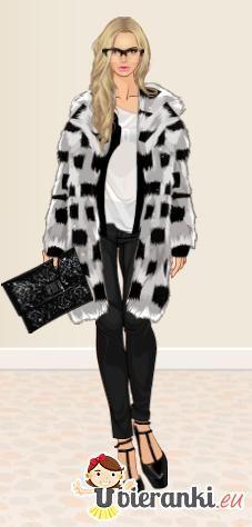 Czasami warto wyjść z szeregu i ubrać coś zwariowanego! http://www.ubieranki.eu/ubieranki/6678/lekko-zwariowany-styl.html