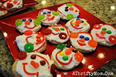 SNOW-DAY ACTIVITIES FOR KIDS ~ SNOWMAN COOKIES