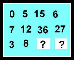 Solve the maths puzzle and find out the missing number ?