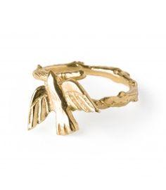 gold, silver and gemstone rings - Chupi