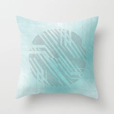 Buy blue centre by Christine baessler as a high quality Throw Pillow. Worldwide shipping available at Society6.com. Just one of millions of products available.