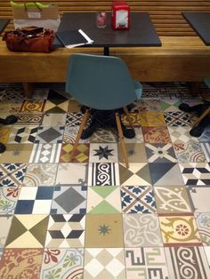 1000 images about carreaux de ciment on pinterest tile cement tiles and c - Carreaux ciment paris ...