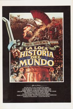 1981 - La loca historia del mundo - History of the World Part I - tt0082517