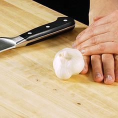How to Peel and Mince Garlic  | MyRecipes.com