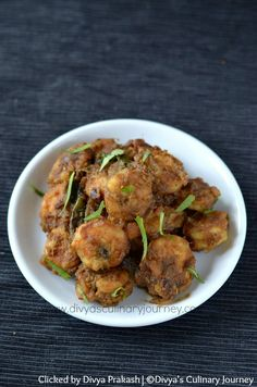 South Indian Style Spicy Prawn Fry