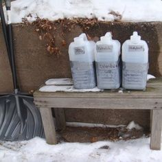 Starting Seeds with Winter Sowing http://www.thriftyfun.com/tf/Gardening/Seeds/Winter-Sowing-Seeds.html