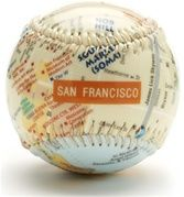 Bergino: beautiful baseballs. handmade. My daughter would love one for the Red Sox:)