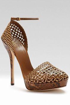 OOOK - Gucci - Women's Cruise Shoes 2013 - LOOK 12 | TookLookBook