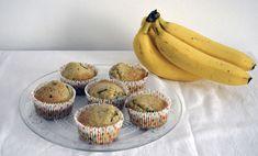 Muffins façon banana bred sans gluten et vegan. #sansgluten #vegan  Quand julie patisse