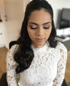 Makeup & Hairstyling in Wien Fashion Catalogue, Hair Makeup, Hairstyle, Bridesmaid, Prom, Photoshoot, Wedding Dresses, Lace, Artist